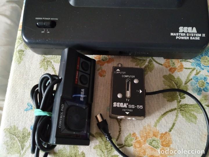 Videojuegos y Consolas: SEGA MASTER SYSTEM II - Foto 4 - 212059866