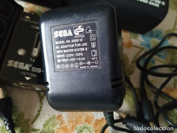 Videojuegos y Consolas: SEGA MASTER SYSTEM II - Foto 5 - 212059866