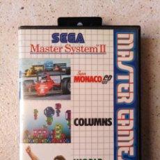 Videojuegos y Consolas: JUEGO SEGA MÁSTER SYSTEM II MASTER GAMES 1. Lote 212143000