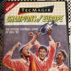 Videojuegos y Consolas: CHAMPIONS OF EUROPE SEGA MASTER SYSTEM II. Lote 213587917