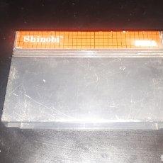 Videojuegos y Consolas: JUEGO PARA SEGA MASTER SYSTEM SHINOBI. Lote 218353175