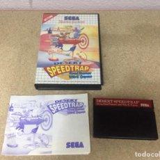 Videojuegos y Consolas: DESERT SPEEDTRAP SEGA MASTER SYSTEM. Lote 218927701