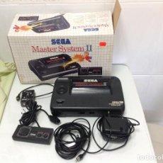 Videojuegos y Consolas: CONSOLA MASTER SYSTEM II DE SEGA. EN CAJA . FUNCIONA. Lote 219327912