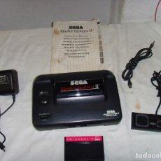 Videojuegos y Consolas: CONSOLA SEGA MASTER SYTEM II. Lote 220109192