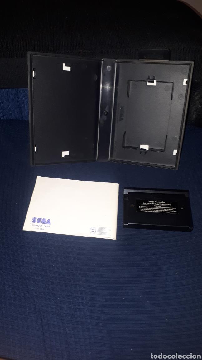 Videojuegos y Consolas: JURASSIC PARK PARA SEGA MASTER SYSTEM - Foto 2 - 220968432