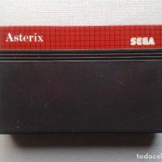 Videojuegos y Consolas: JUEGO SEGA MASTER SYSTEM ASTERIX SOLO CARTUCHO PAL R11643. Lote 221659136