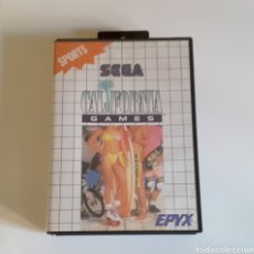 Videojuegos y Consolas: JUEGO CALIFORNIA. SEGA. Lote 221766293