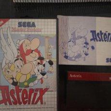 Videojuegos y Consolas: ASTERIX - SEGA MASTER SYSTEM MS -. Lote 221965646