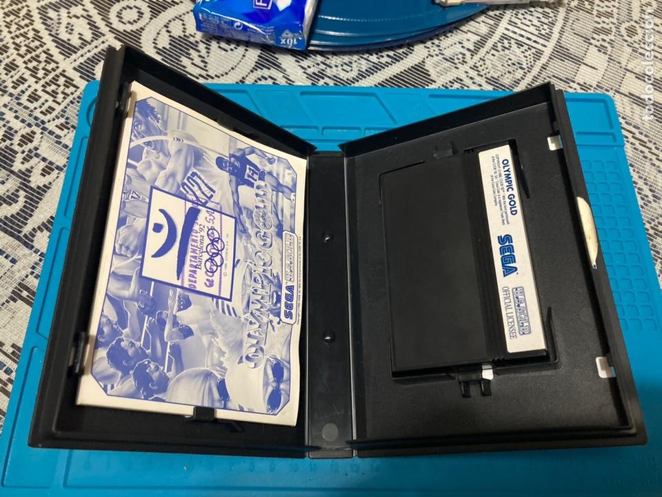 Videojuegos y Consolas: Juego Olympic Gold Barcelona 92 Master System II - Foto 3 - 222487602