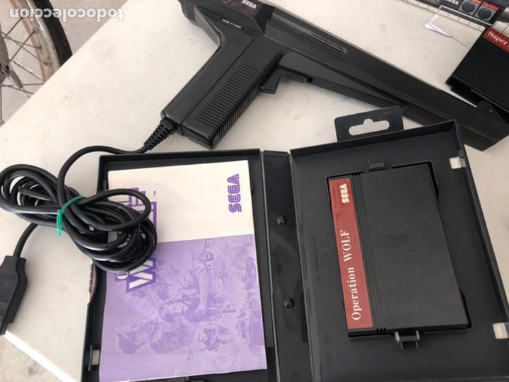 Videojuegos y Consolas: Sega master susten 2 - Foto 4 - 223782988