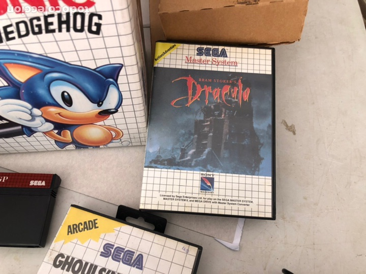 Videojuegos y Consolas: Sega master susten 2 - Foto 6 - 223782988