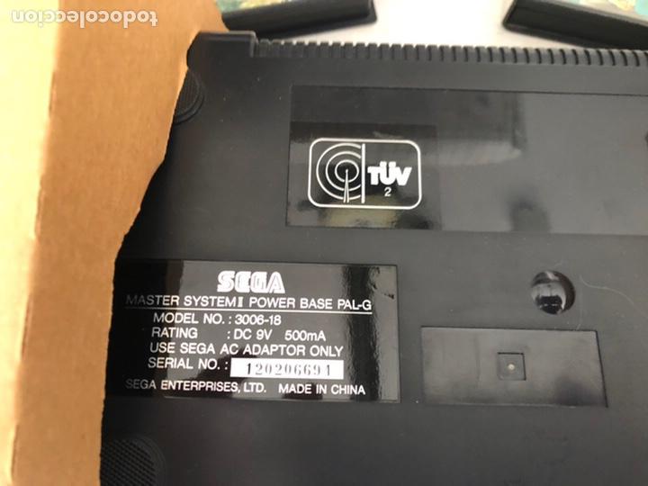 Videojuegos y Consolas: Sega master susten 2 - Foto 7 - 223782988