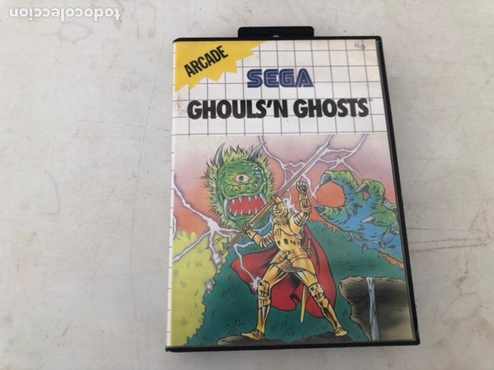 Videojuegos y Consolas: Sega master susten 2 - Foto 9 - 223782988