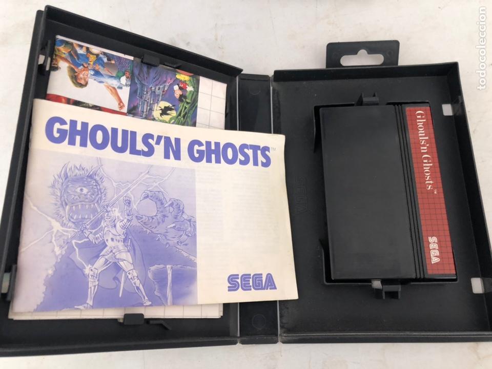 Videojuegos y Consolas: Sega master susten 2 - Foto 10 - 223782988