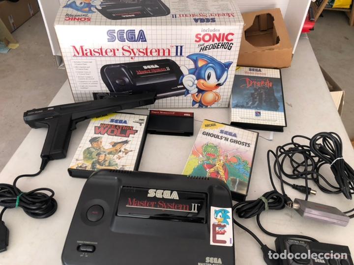 SEGA MASTER SUSTEN 2 (Juguetes - Videojuegos y Consolas - Sega - Master System)