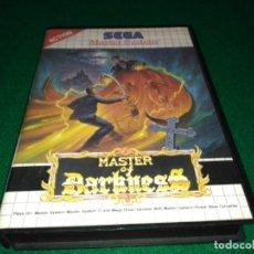 Videogiochi e Consoli: MASTER OF DARKNESS. Lote 224696738