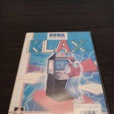 Videojuegos y Consolas: ANTIGUO CARTUCHO VIDEOJUEGO KLAX BY TENGEN. Lote 229531180