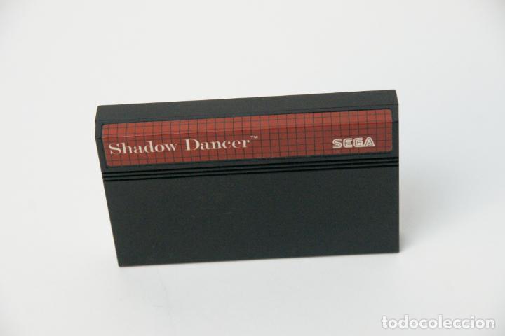 JUEGO SUELTO SHADOW DANCER. SEGA. MASTER SYSTEM. (Juguetes - Videojuegos y Consolas - Sega - Master System)