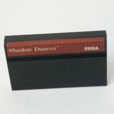 Videojuegos y Consolas: JUEGO SUELTO SHADOW DANCER. SEGA. MASTER SYSTEM.. Lote 229825665