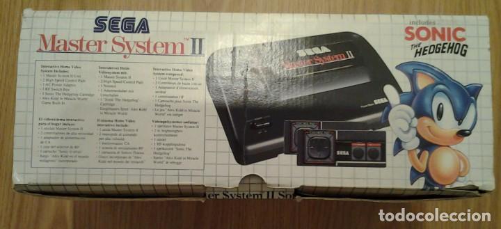 Videojuegos y Consolas: CONSOLA SEGA MASTER SYSTEM 2 - ALEX KIDD Y SONIC INCLUIDOS - CASI COMPLETO - PROBADO Y FUNCIONANDO - Foto 5 - 233327205