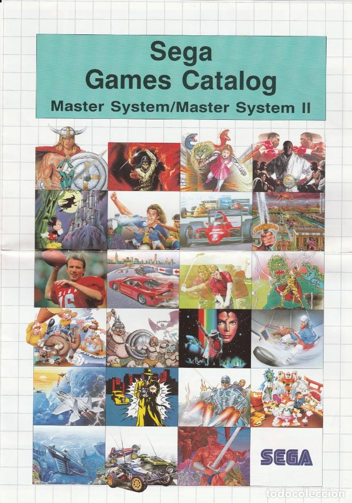 Videojuegos y Consolas: CONSOLA SEGA MASTER SYSTEM 2 - ALEX KIDD Y SONIC INCLUIDOS - CASI COMPLETO - PROBADO Y FUNCIONANDO - Foto 21 - 233327205