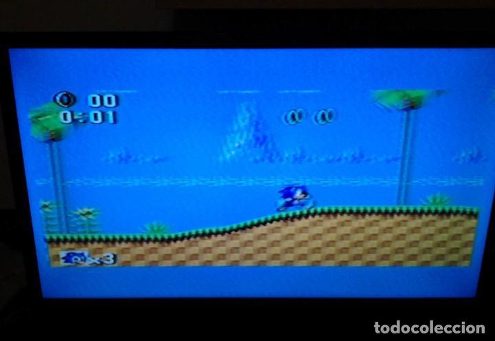 Videojuegos y Consolas: CONSOLA SEGA MASTER SYSTEM 2 - ALEX KIDD Y SONIC INCLUIDOS - CASI COMPLETO - PROBADO Y FUNCIONANDO - Foto 24 - 233327205