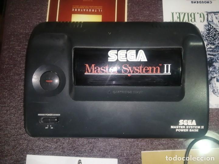 Videojuegos y Consolas: consola master systen II - Foto 2 - 233666330