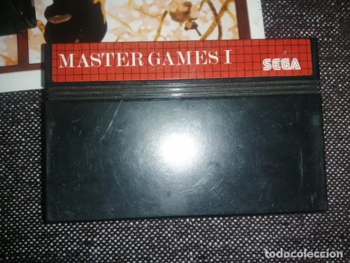 MASTER GAMES I JUEGO SEGA MASTER SYSTEM II (Juguetes - Videojuegos y Consolas - Sega - Master System)