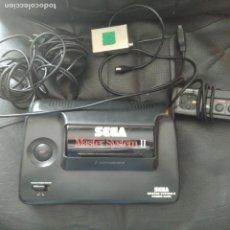 Videojuegos y Consolas: CONSOLA SEGA MASTER SYSTEM - FUNCIONANDO -. Lote 233697780