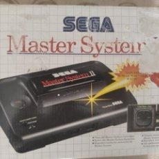 Videojuegos y Consolas: CONSOLA SEGA MASTER SYSTEM II EN CAJA - FUNCIONANDO -. Lote 233698075