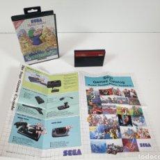 Videogiochi e Consoli: MASTER SYSTEM LEMMINGS SEGA. Lote 235060970