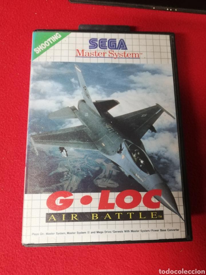 G. LOC (Juguetes - Videojuegos y Consolas - Sega - Master System)