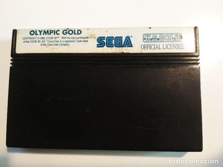 "SEGA MASTER SYSTEM ""OLYMPIC GOLD"" (Juguetes - Videojuegos y Consolas - Sega - Master System)"