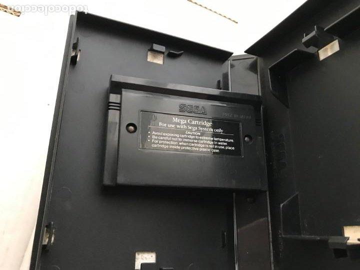 Videojuegos y Consolas: SEGA MASTER SYSTEM II 2 MASTER GAMES 1 MONACO GP COLUMS WORLD SOCCER KREATEN - Foto 4 - 236443465