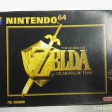 Videogiochi e Consoli: NINTENDO 64 , ZELDA OCARINA OF TIME. Lote 236543020