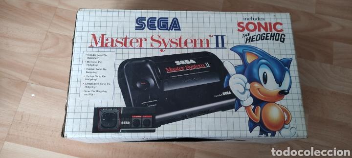 CONSOLA MASTER SYSTEM 2 (Juguetes - Videojuegos y Consolas - Sega - Master System)