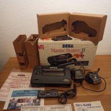 Videojuegos y Consolas: MASTER SYSTEM COMPLETA. Lote 237350475