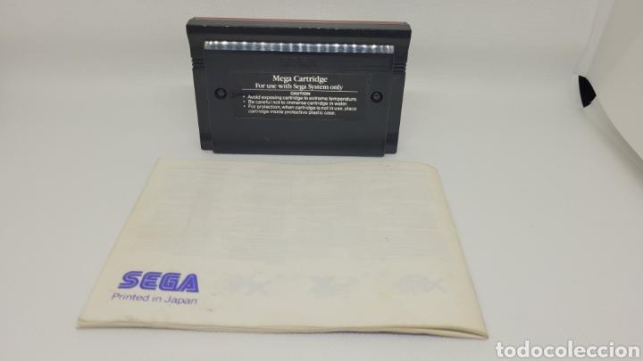 Videojuegos y Consolas: JUEGO MASTER SYSTEM SONIC THE HEDGEHOG CON INSTRUCCIONES. SEGA. - Foto 2 - 238338975