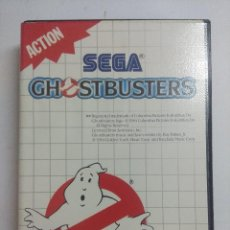 Videojuegos y Consolas: GHOSTBUSTERS/JUEGO SEGA MASTER SYSTEM.. Lote 239466175