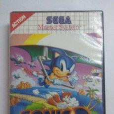 Videojuegos y Consolas: SONIC 2 THE HEDGEHOG/JUEGO SEGA MASTER SYSTEM.. Lote 239468420