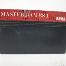 Videojuegos y Consolas: MASTER SYSTEM JUEGO GAMES 1. Lote 240452705