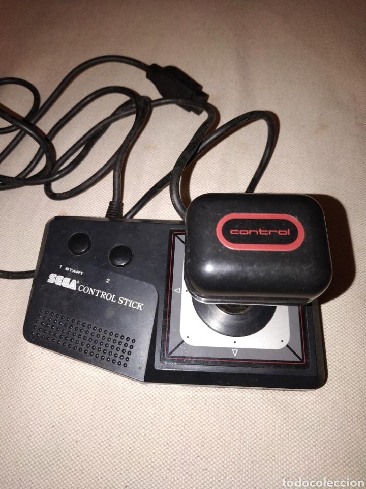 MANDO STICK SEGA MASTER SYSTEM (Juguetes - Videojuegos y Consolas - Sega - Master System)