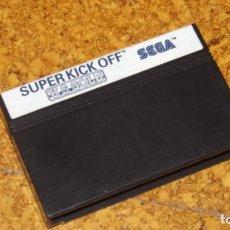 Videojuegos y Consolas: JUEGO GAME SUPER KICK OFF SEGA MASTER SYSTEM. Lote 241136065