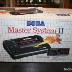 Videojuegos y Consolas: SEGA MASTER SYSTEM II CON CAJA E INSTRUCCIONES. Lote 241168295