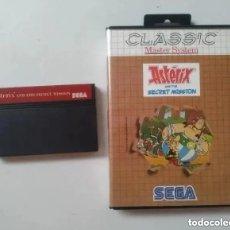 Videojuegos y Consolas: ASTERIX MASTER SYSTEM. Lote 242055400