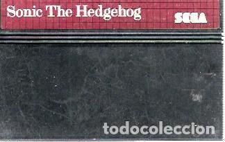 Videojuegos y Consolas: CONSOLA SEGA MASTER SISTEM 2 +MANDO , CABLES Y JUEGO SONIC THE HEDGEHOG - Foto 4 - 262767990