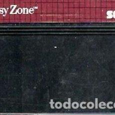 Videojuegos y Consolas: JUEGO MASTER SYSTEM FANTASY ZONE - SOLO CARTUCHO. Lote 243432550