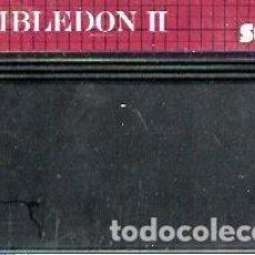 Videojuegos y Consolas: JUEGO MASTER SYSTEM WIMBLEDON II - SOLO CARTUCHO. Lote 243433050