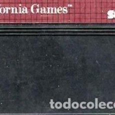 Videojuegos y Consolas: JUEGO MASTER SYSTEM CALIFORNIA GAMES - SOLO CARTUCHO. Lote 243433920