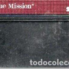 Videojuegos y Consolas: JUEGO MASTER SYSTEM RESCUE MISSION - SOLO CARTUCHO. Lote 243435075